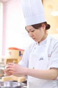 熊川 お客様に笑顔になってもらえるようなケーキを作っています!